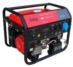 Fubag BS 7500 A ES электростанция, 7.0кВт, 93кг, электростартер, возможность авт