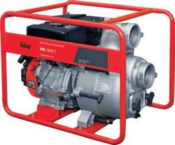 Fubag PG 1800T мотопомпа, 9.6кВт, 1800л/мин, 26м, 70кг, для грязной воды