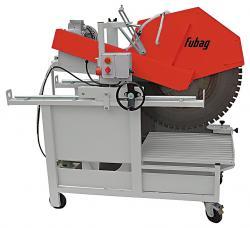 Fubag PK 100 N Камнерезный станок, длина реза 1060мм, глубина реза 420мм, 9кВт